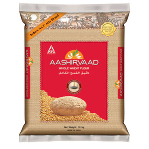 Aashirvaad Whole Wheat Flour 10kg