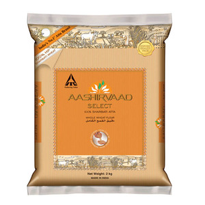 Aashirvaad Select 100% Sharbati Atta Whole Wheat Flour 2kg