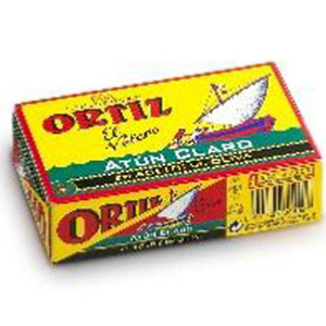Ortiz Yellow Fin Tuna 112g