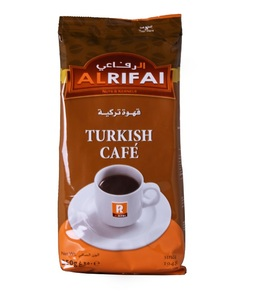 Al Rifai Turkish Coffee Without Cardamon 250g