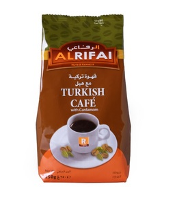 Al Rifai Turkish Coffee With Cardamon 250g
