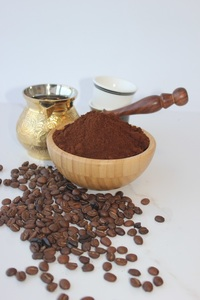 Al Rifai Turkish Coffee Without Cardamom 1kg