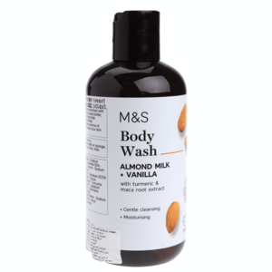 Almond Milk & Vanilla Body Wash 250ml