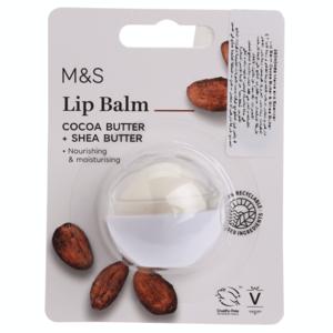 Cocoa & Shea Butter Lip Balm 7g
