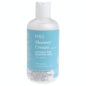 Shower Cream Suitable for Sensitive Skin 250ml