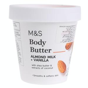 Almond Milk & Vanilla Body Butter 200ml