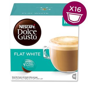 NESCAFÉ Dolce Gusto Flat White 16pcs