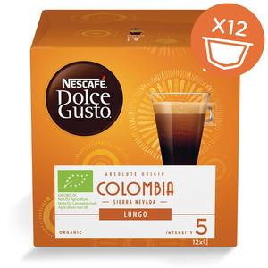 NESCAFÉ Dolce Gusto Lungo Colombia 12pcs