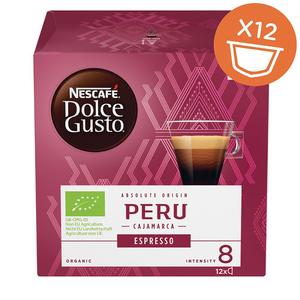 NESCAFÉ Dolce Gusto Espresso Peru 12pcs