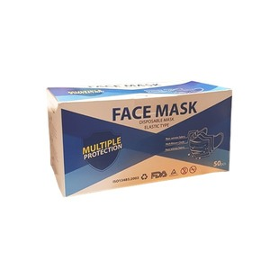 Disposable Face Mask 3-Ply (Yuz Maskesi 3-Ply) 50pcs