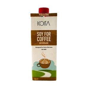 Koita Non-Gmo Soy Milk For Coffee Lovers 1L