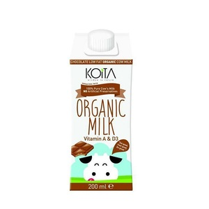 Koita Organic Chocolate Milk 200ml
