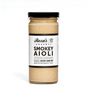 Rozas Smokey Aioli 240g