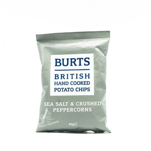 Burts Salt & Black Pepper 40g