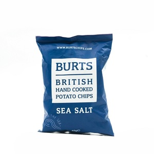 Burts Sea Salted 40g
