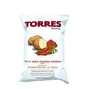 Torres De La Vera Hot Smoked Paprika 150g