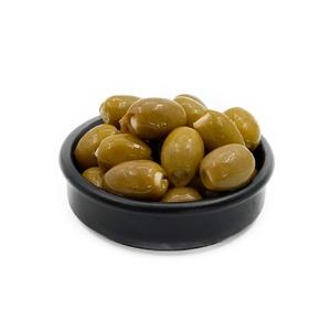 Green Olives Garlic Stuffed 100g