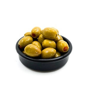 Green Olives Pimiento Stuffed 100g