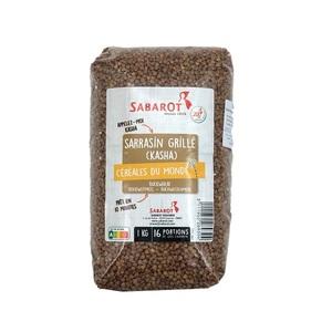 Sabarot Grilled Buckwheat Kasha 1kg