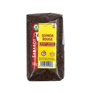 Sabarot Red Quinoa 500g