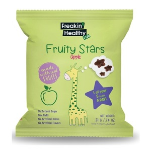 Freakin Healthy Apple Fruit Jellies 21g