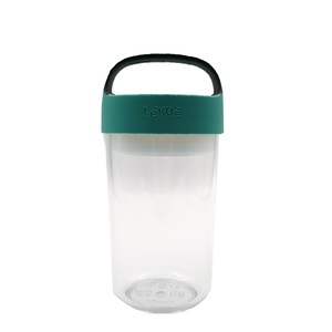 Lekue Jar To-Go Turquoise 600ml