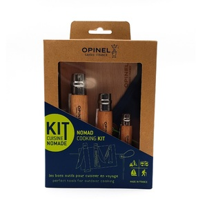 Opinel Nomad Outdoor Cooking Kit 5pcs