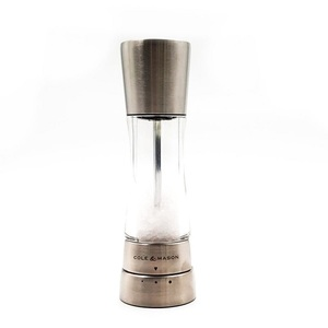 Cole & Mason Derwent Salt Mill Acrylic/Stailes 19cm
