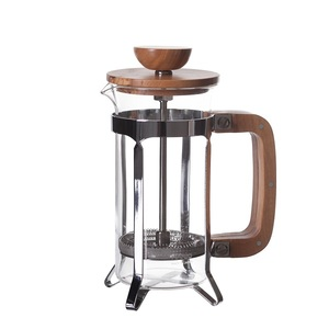 Hario Olivewood French Press 1pc