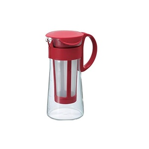 Hario Water Brew Coffee Pot Red 1000ml