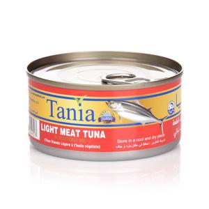 Tania Light Meat Tuna 185g