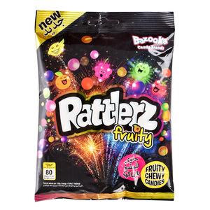 Bazooka Rattlerz Fruity 120g