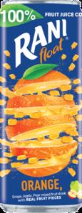 Rani Float Orange Can No Sugar 240ml