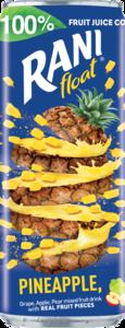 Rani Float Pineapple Can No Sugar 240ml