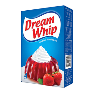 Dream Whip Whipped Cream Topping Mix 144g