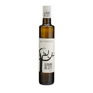 Lagar del Soto Extra Virgin Olive Oil Eco Premium Glass Organic 500ml