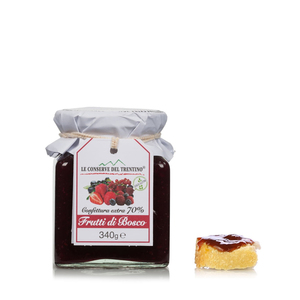 Erberossi Forest Fruits Extra Jam 340g