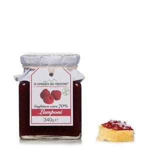 Erberossi Raspberry Extra Jam 340g