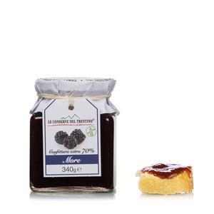 Erberossi Black Berry Extra Jam 340g