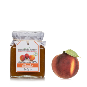 Erberossi Peach Extra Jam 340g