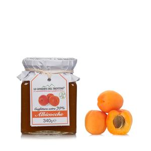 Erberossi Apricot Extra Jam 340g