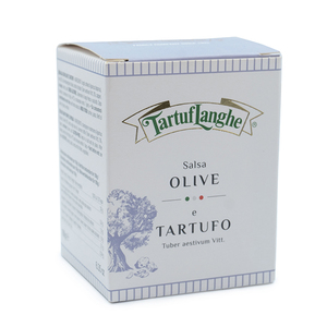 Tartuflanghe Olive And Truffle Spread 180g