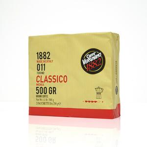 Vergnano Classic Ground Coffee 500g