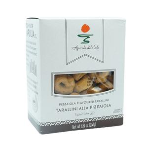 Agricola Del Sole Pizzaiola Flavoured Taralli Crackers 250g