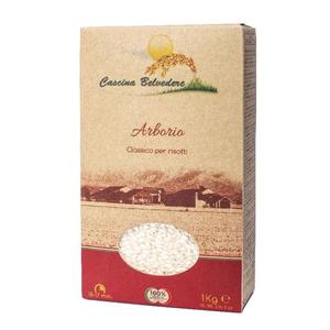 Cascina Belvedere Arborio Rice 1kg