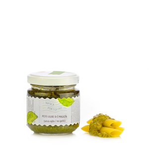 Niasca Ligurian Pesto With Garlic 80g