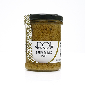 Roi Green Olive Paste 180g