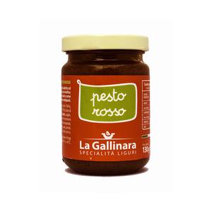 La Gallinara Red Pesto 130g