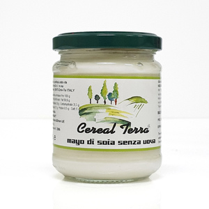 Cereal Terra Soy Mayonnaise 185g
