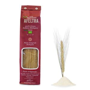 Afeltra Integrale Organic Wholewheat Linguina 500g